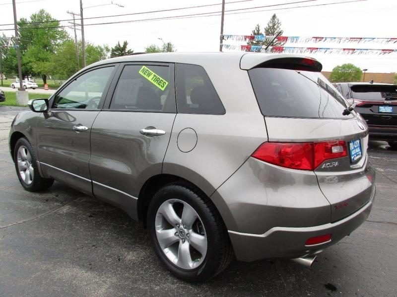 Acura RDX 2008 price $10,500