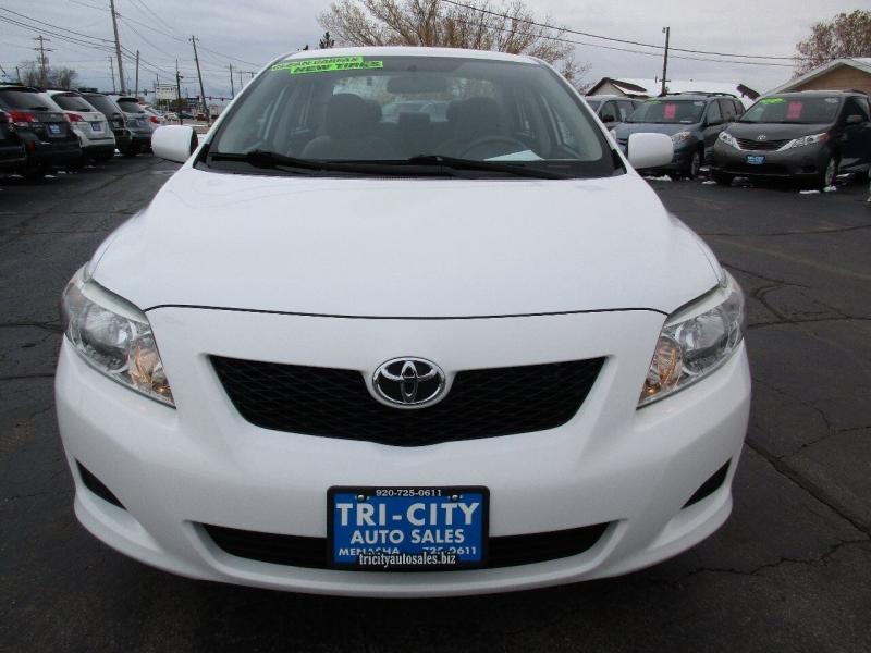 Toyota Corolla 2010 price $7,500