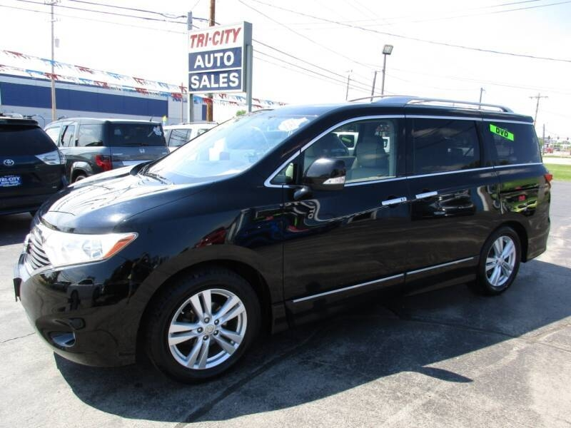 Nissan Quest 2012 price $10,995
