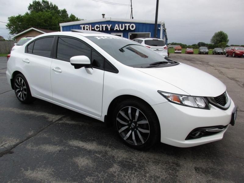 Honda Civic 2015 price $14,500