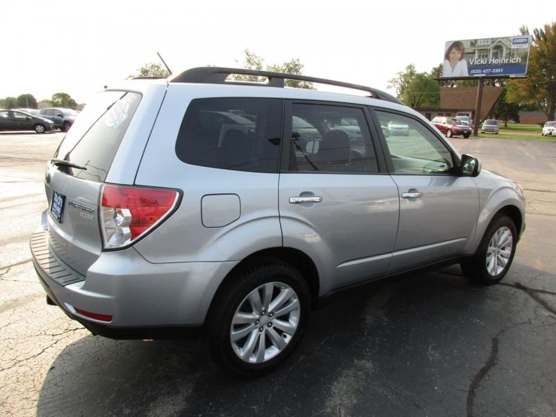 Subaru Forester 2013 price $11,995