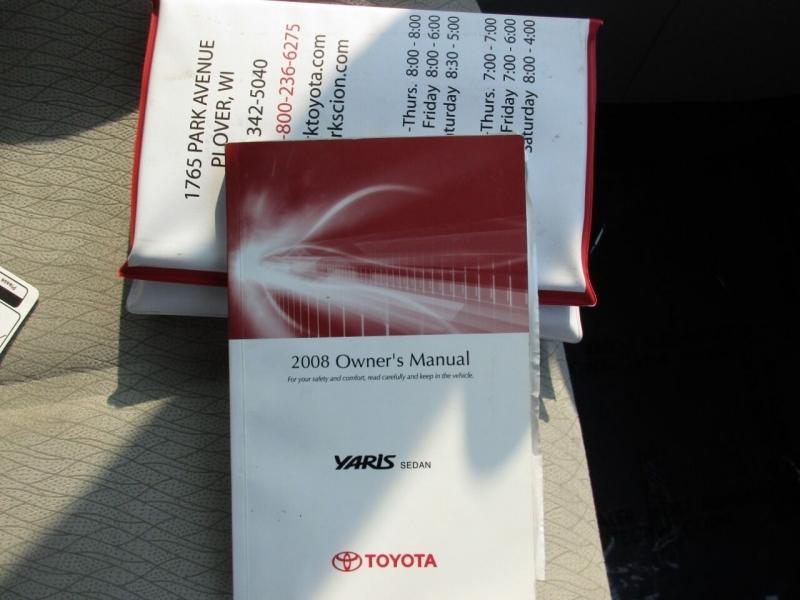 Toyota Yaris 2008 price $4,995