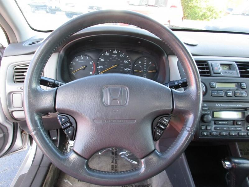 Honda Accord 2002 price $3,500