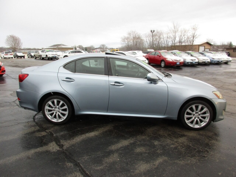 Lexus IS 250 2006 price $7,995