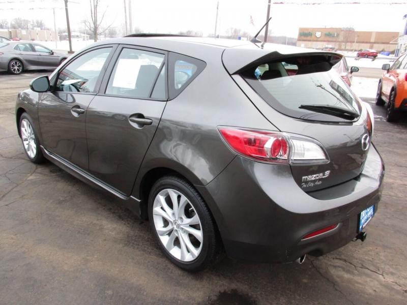 Mazda MAZDA3 2011 price $6,450