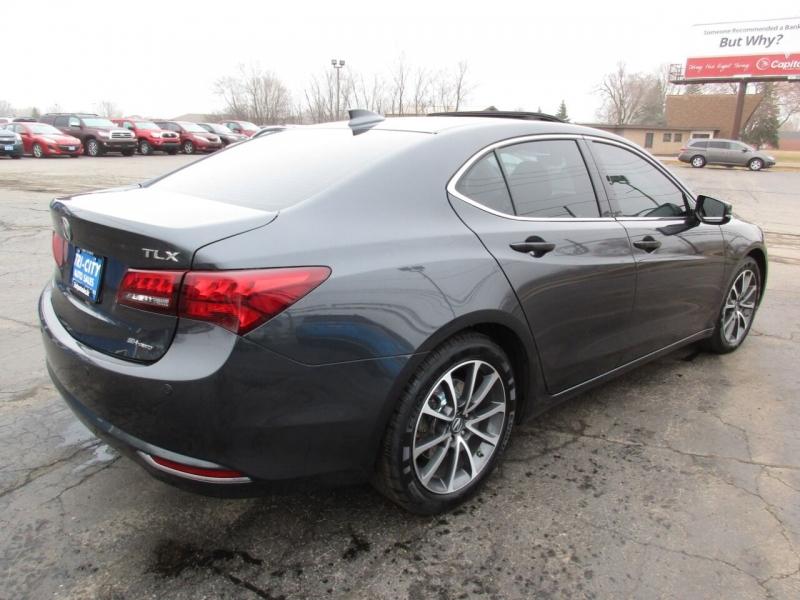 Acura TLX 2015 price $16,995
