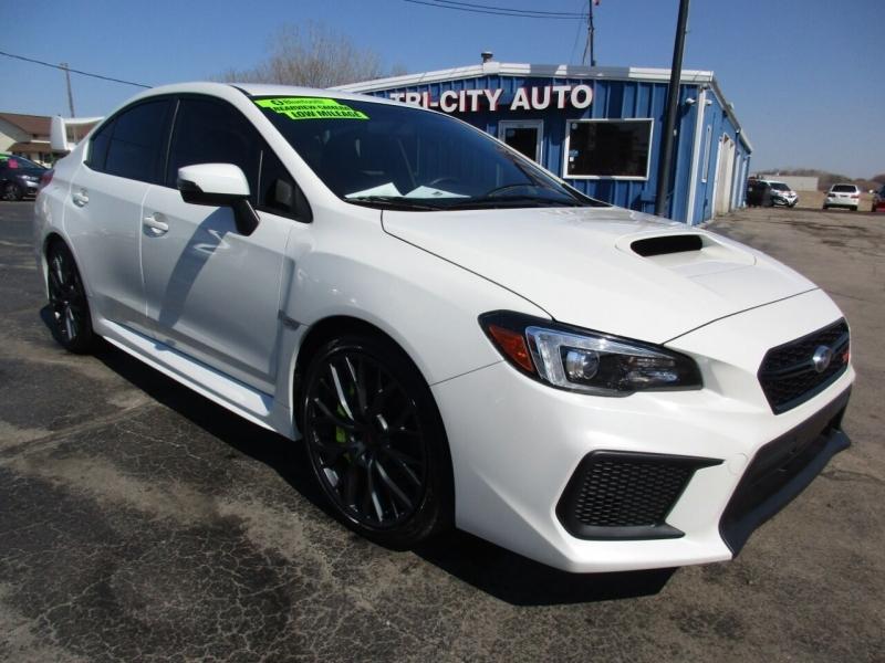 Subaru WRX 2019 price $36,995