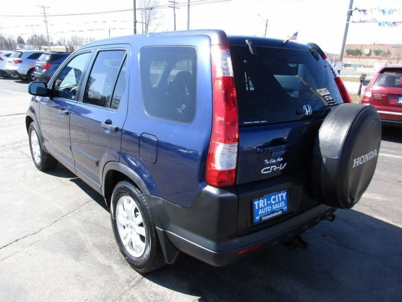 Honda CR-V 2005 price $6,995