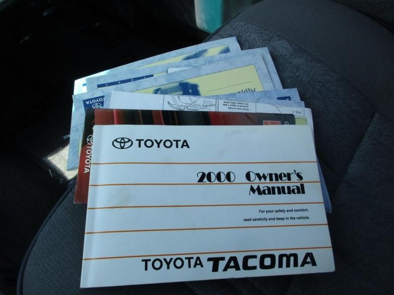 Toyota Tacoma 2000 price $10,995