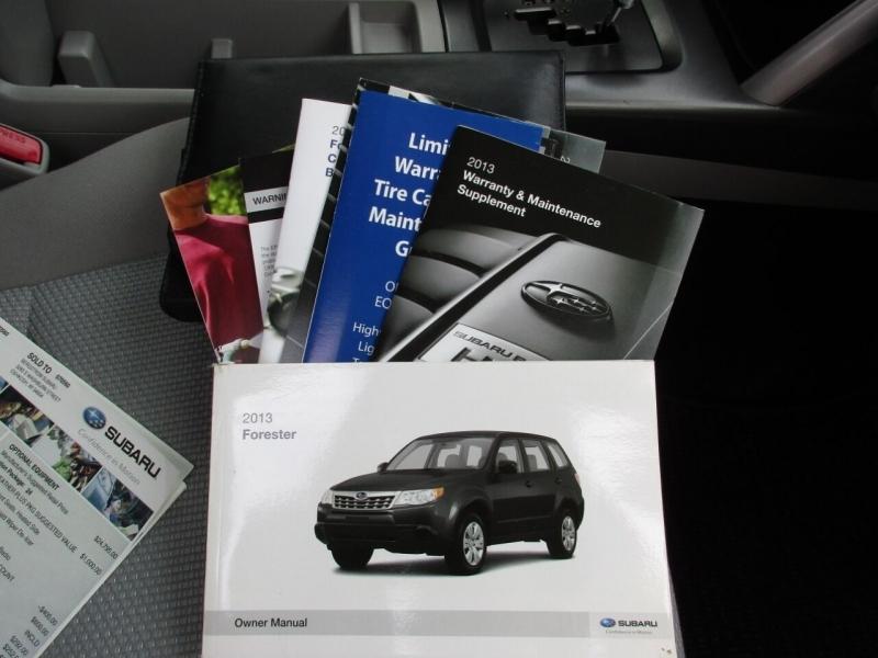 Subaru Forester 2013 price $10,995