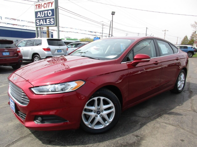 Ford Fusion 2014 price $14,995