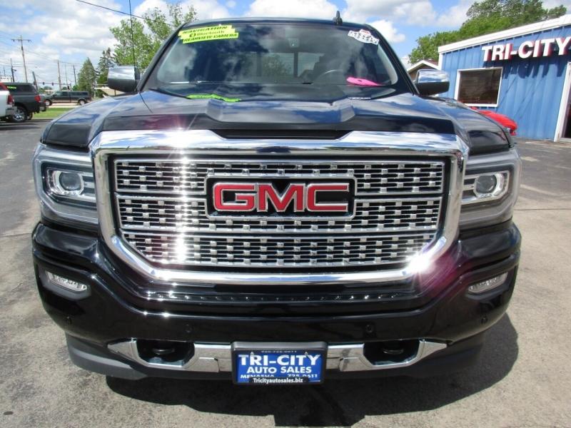 GMC Sierra 1500 2018 price $49,995