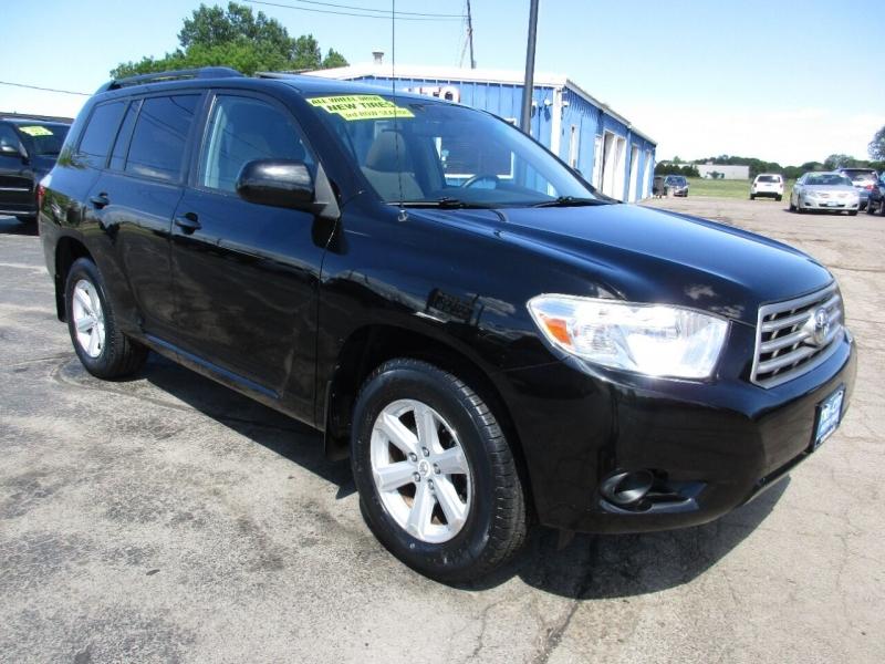 Toyota Highlander 2010 price $14,995