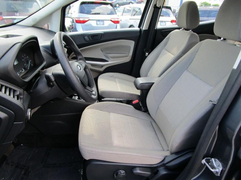 Ford EcoSport 2020 price $19,995