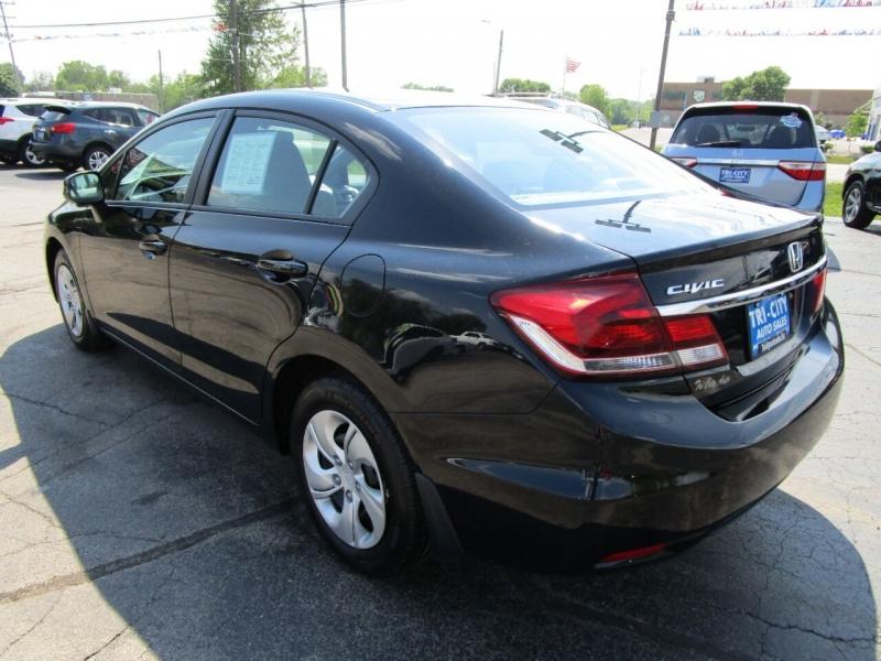 Honda Civic 2013 price $12,995