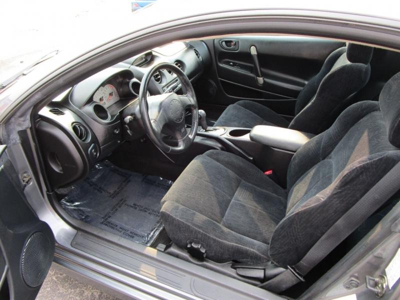 Mitsubishi Eclipse 2002 price $7,995