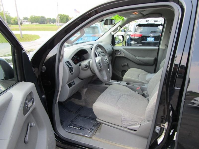 Nissan Frontier 2014 price $17,995