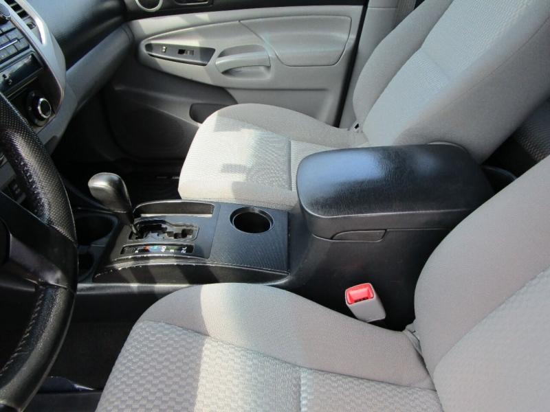Toyota Tacoma 2012 price $22,995