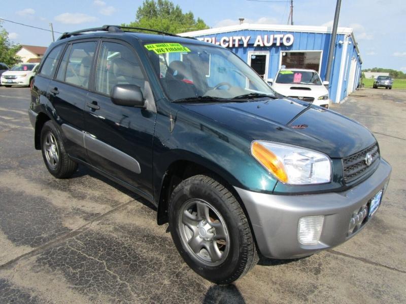 Toyota RAV4 2003 price $6,500