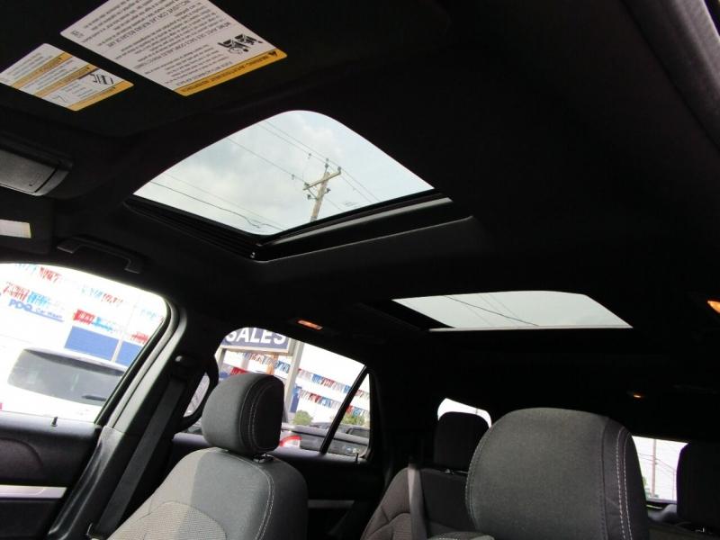Ford Explorer 2017 price $28,995