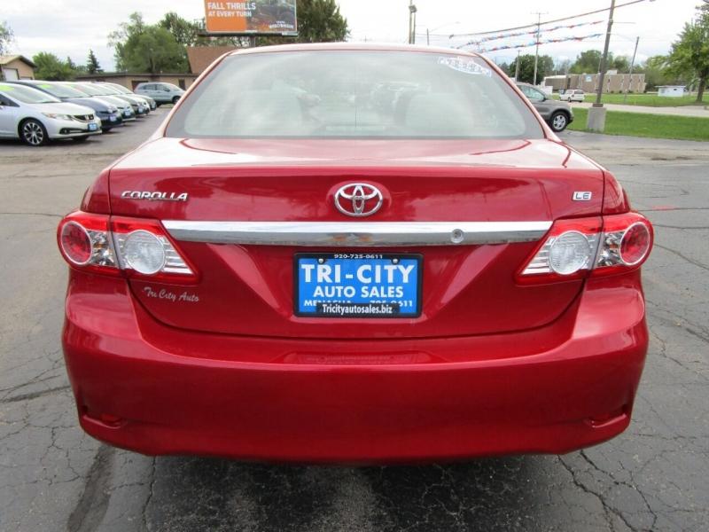 Toyota Corolla 2012 price $14,995