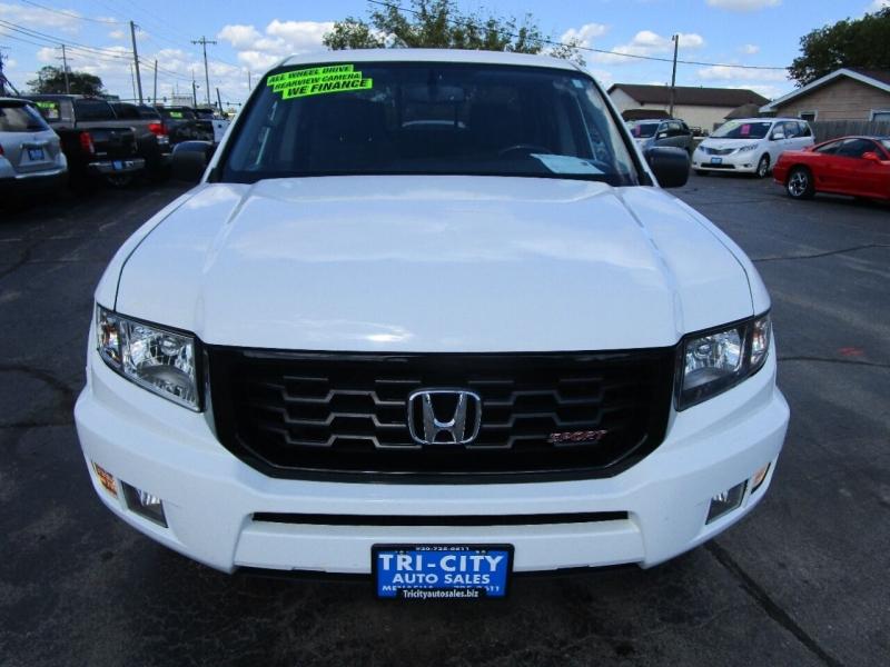 Honda Ridgeline 2013 price $16,995