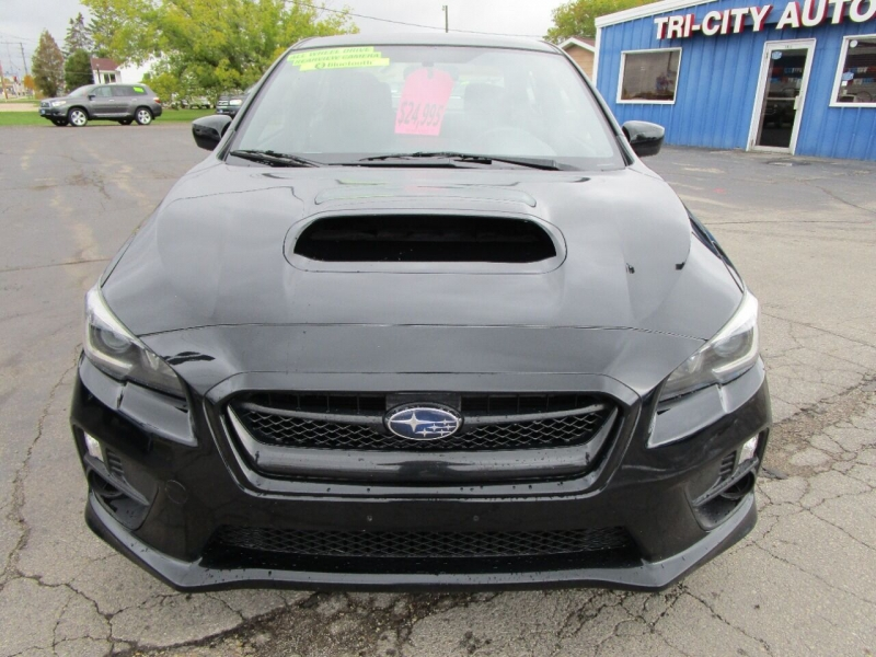 Subaru WRX 2017 price $24,995