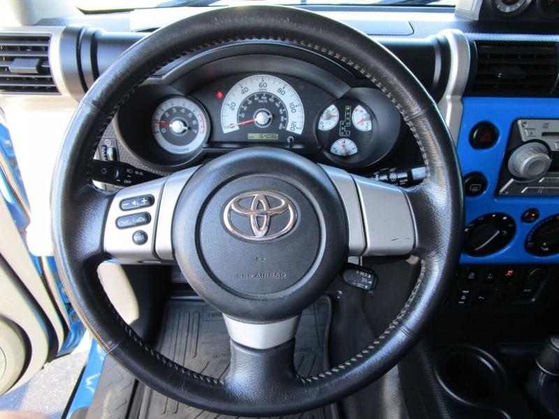 Toyota FJ Cruiser 2007 price $18,995