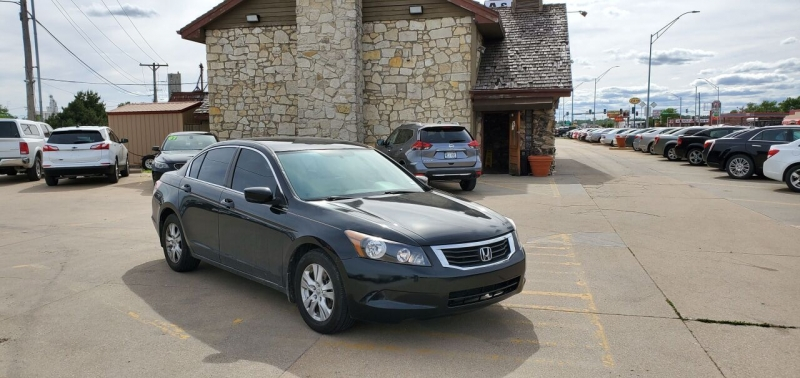 2009 honda accord lx p 4dr sedan 5a cars - lincoln, ne at geebo
