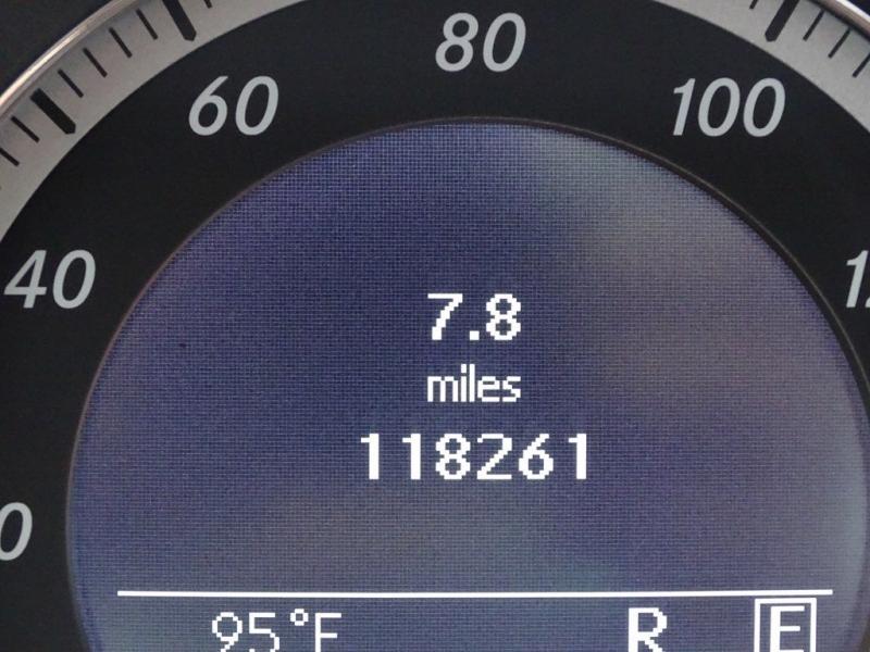 MERCEDES-BENZ E-CLASS 2011 price $9,490