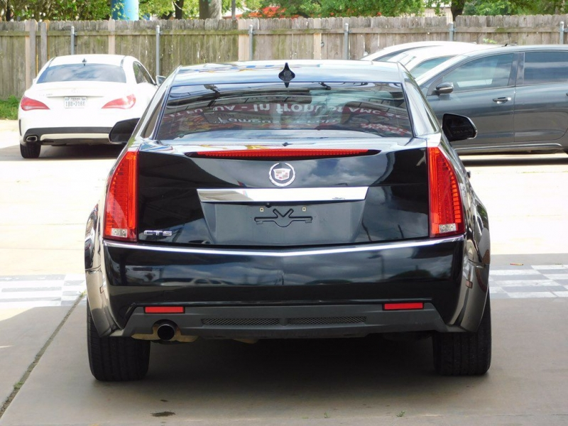 CADILLAC CTS 2013 price $12,490