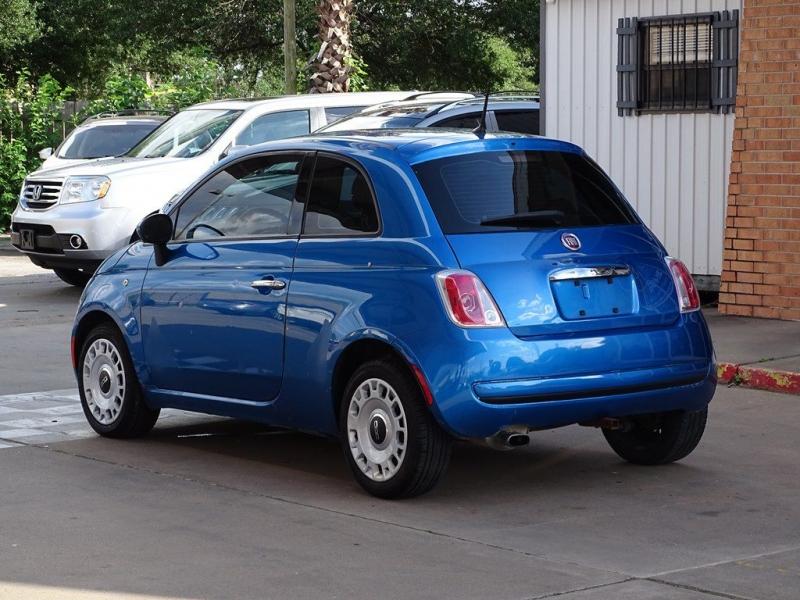FIAT 500 2014 price $6,490