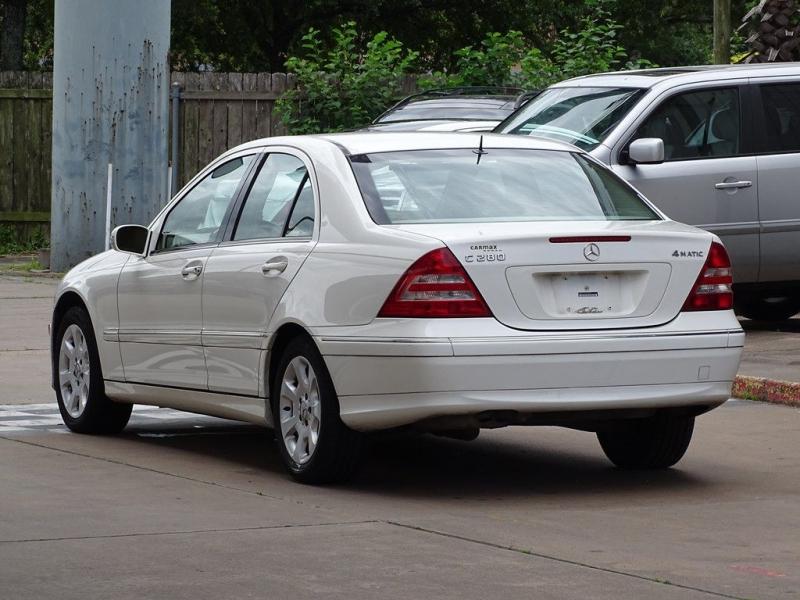 MERCEDES-BENZ C-CLASS 2006 price $4,990