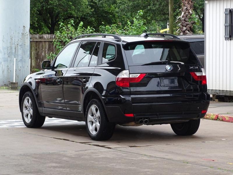 BMW X3 2008 price $7,490