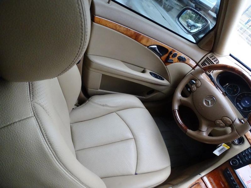 MERCEDES-BENZ E-CLASS 2009 price $8,490