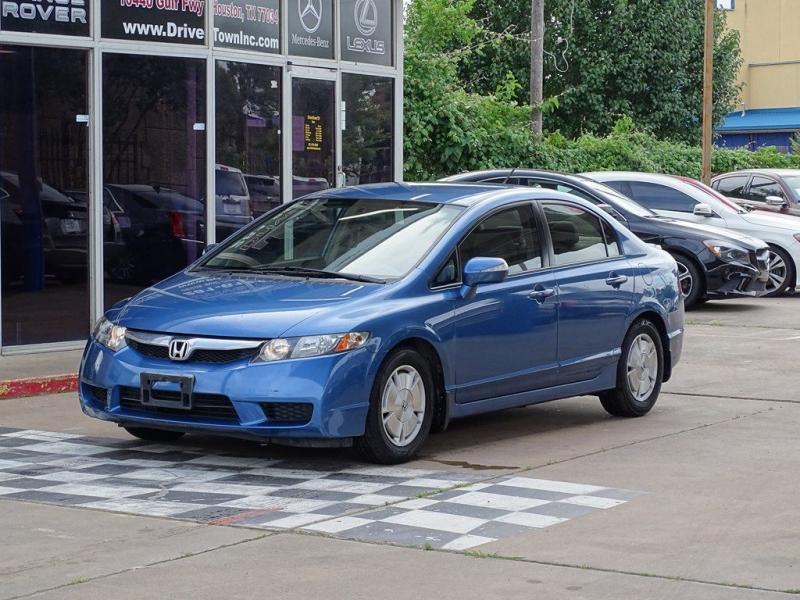 HONDA CIVIC 2011 price $7,990