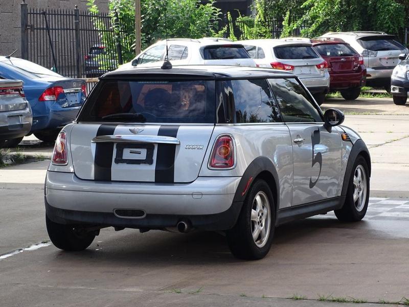 MINI COOPER 2009 price $5,490
