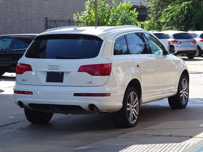 AUDI Q7 2009 price $8,490