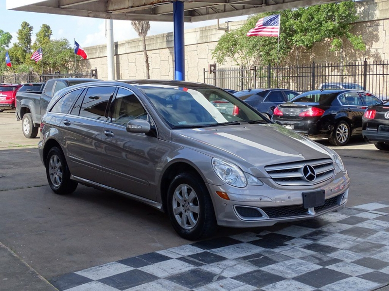 MERCEDES-BENZ R-CLASS 2007 price Call for Pricing.
