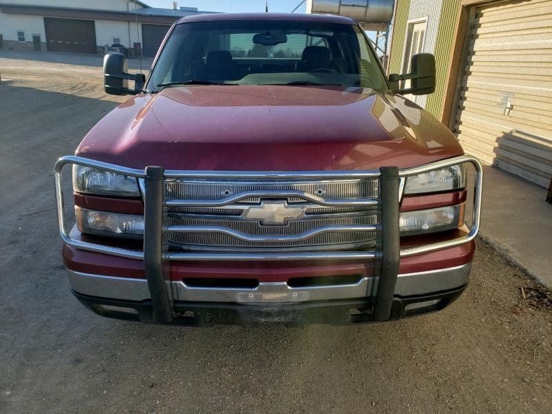 Chevrolet Silverado 1500HD 2006 price $11,900