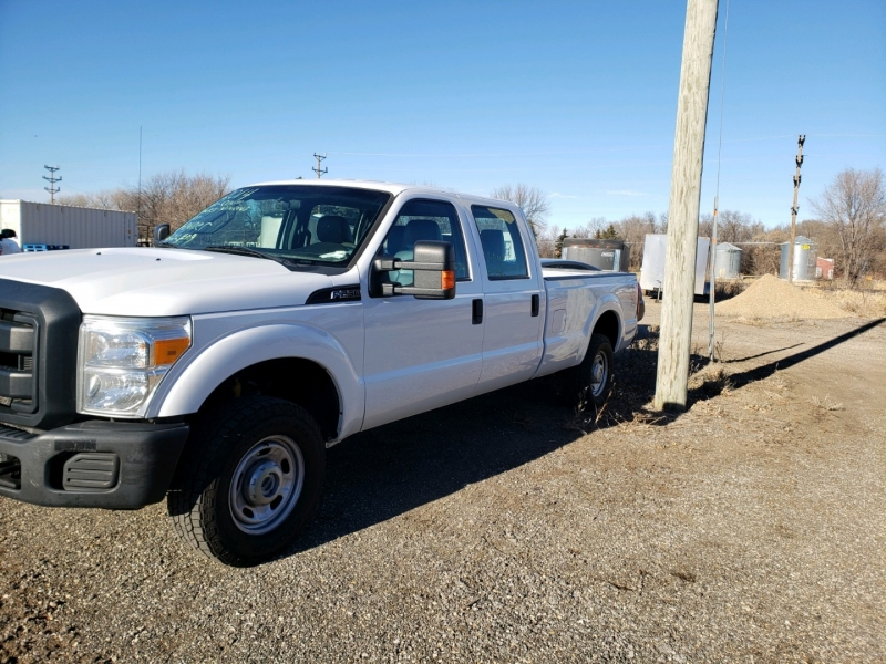 Ford Super Duty F-250 SRW 2014 price $14,900