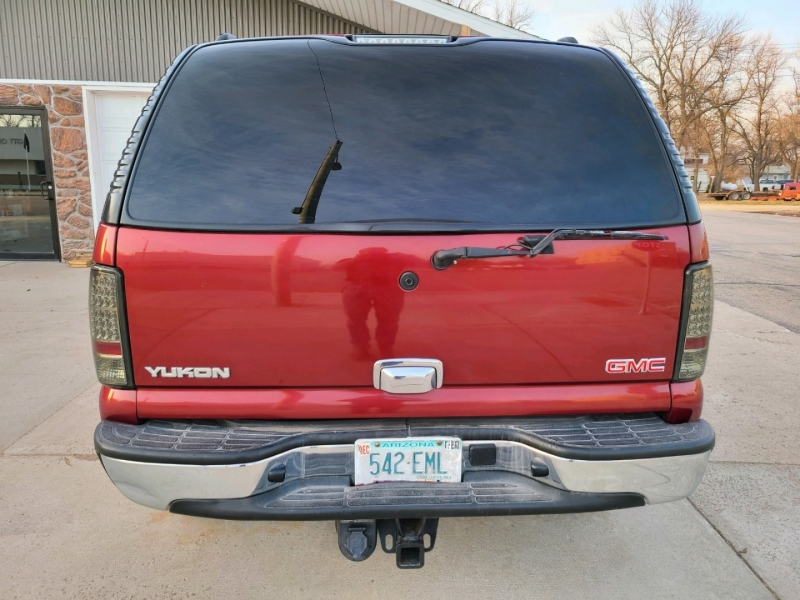 GMC Yukon 2003 price $7,400