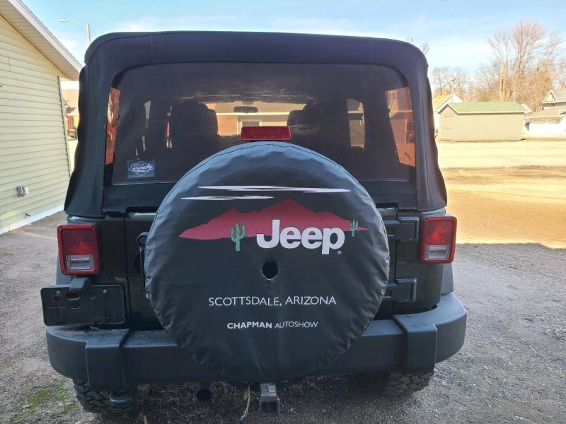 Jeep Wrangler Unlimited 2011 price $19,900