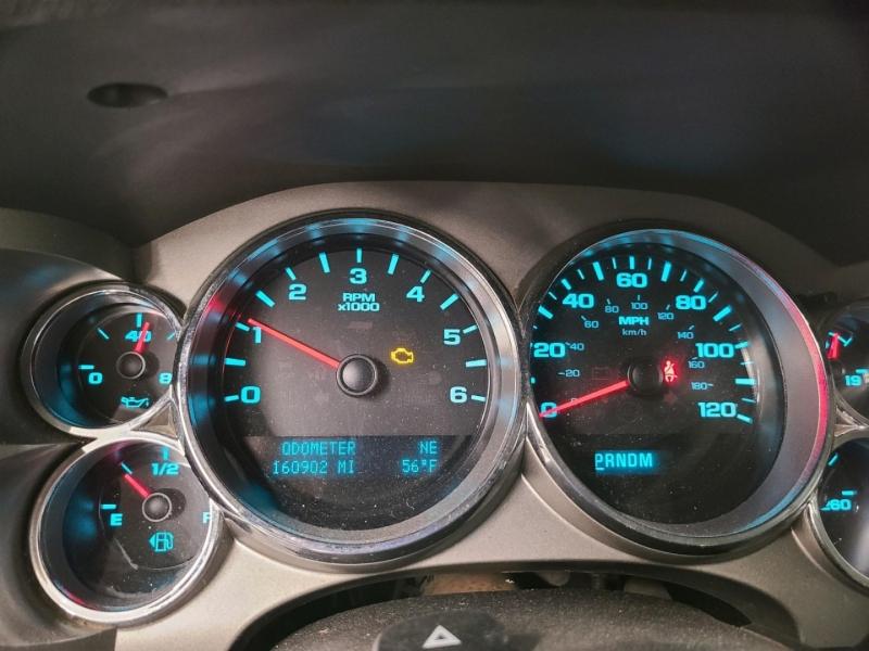 Chevrolet Silverado 1500 2013 price $15,900