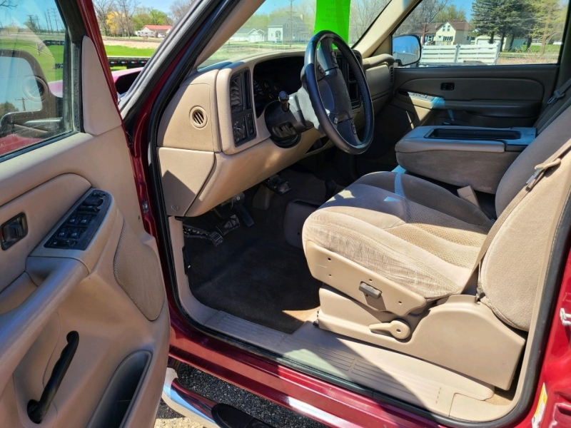 Chevrolet Silverado 2500HD 2006 price $18,900
