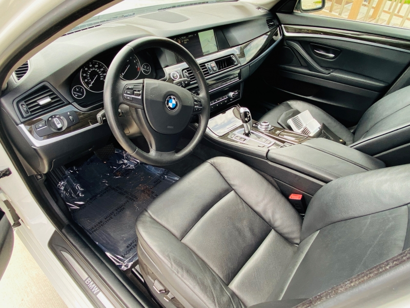 BMW 5-Series 2013 price SOLD