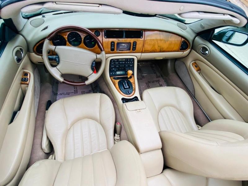 Jaguar Other 2001 price $6,995