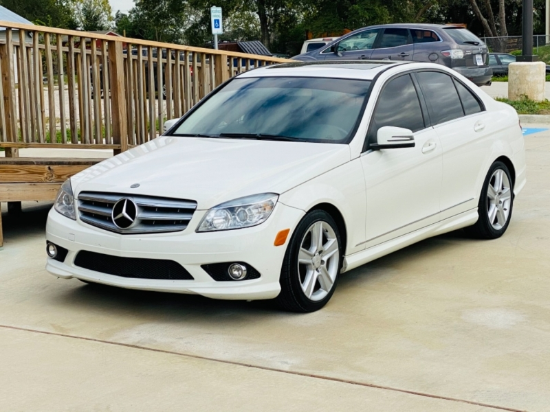 Mercedes-Benz C-Class 2010 price $6,995 Down