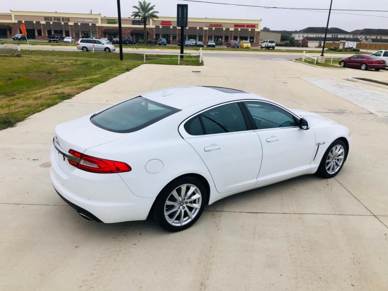 Jaguar XF 2014 price $10,995