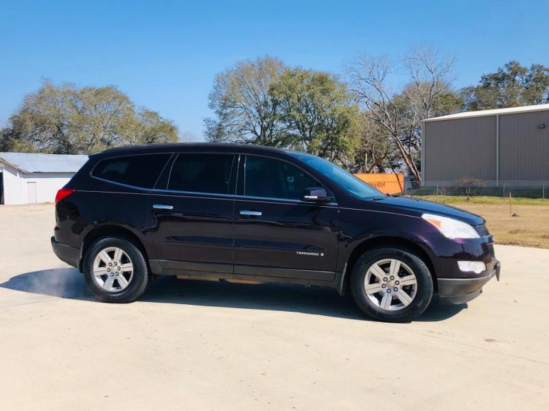 Chevrolet Traverse 2009 price $5,995